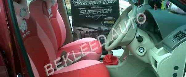 Jok Mobil Suzuki Ertiga